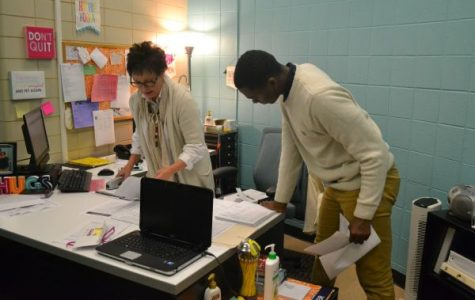 Central High Seniors Eager to Recieve One of Several Alumni Association Scholarships