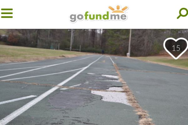 DONATE TODAY! -- Central track students and alumni raise money for new Central track through GoFundMe.
