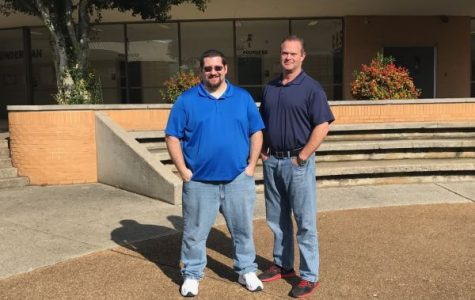 New Year Means 'Happy Birthday!' for Two Central High Teachers