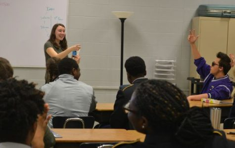 Two New Student-Teachers Learn How to be Proper Educators at Central High