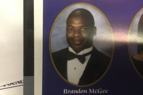 Central Alumnus, Brandon McGee, Still Bleeds Purple and Gold in the U.S. Navy