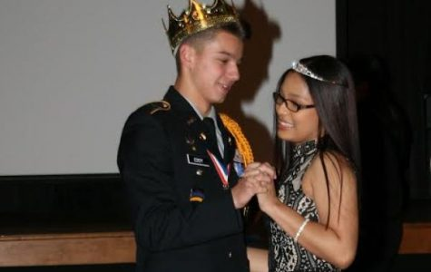 Alexis Keohavong is Queen, Jared Eddy is King of '17 Military Ball