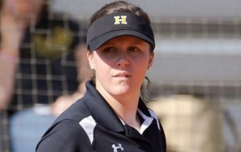 GET YOUR HEAD IN THE GAME  -- Central alumnus, Ashley Harper, continues her love for softball as head coach at Hixson High School.