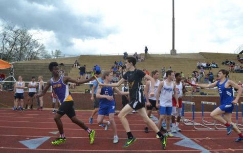 Freshman Track Star Kaigen Mulkey Races His Way to the Top With Best 2-Mile Running Average