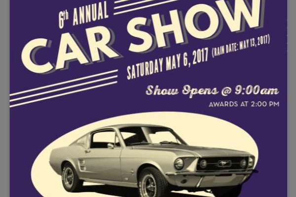 CENTRAL'S ANNUAL CAR SHOW HAS ARRIVED -- The annual Car Show, supporting our band department, is returning Saturday, May 6th.