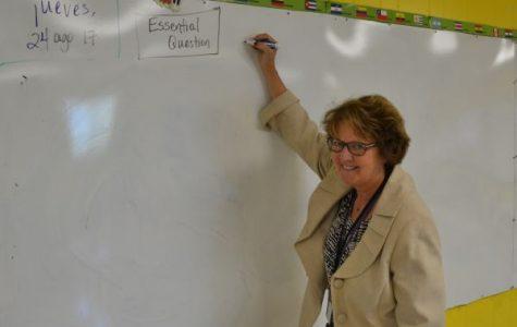 Teacher Spotlight: Dr. Diana Cochran Joins Central Faculty as New Spanish and Bible History Teacher
