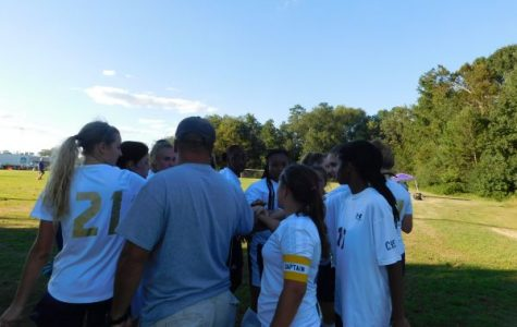 Central High's Girls Soccer Team is Staying Strong Despite Injuries