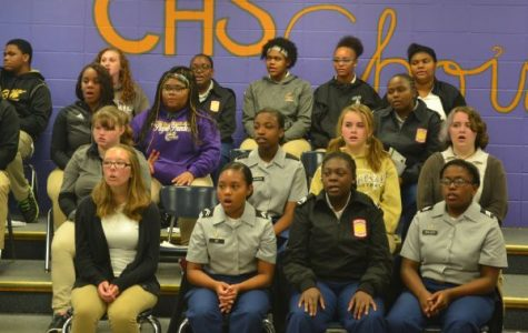 Central Choir Gets Ready For Upcoming Choral Festival