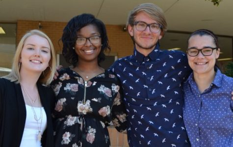 Central Class of 2018 Elect Senior Class Officers