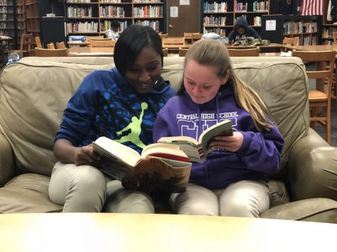 All Grades at Central to Start Weekly Independent Reading