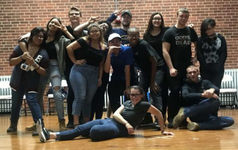 Central High Theater Program Present First Play of the Year