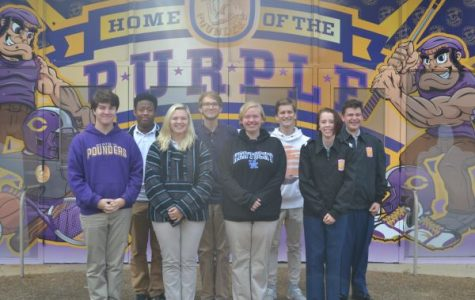 Eight Band Students Chosen For Lee University's Honor Band