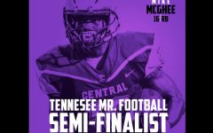 ATHLETE SPOTLIGHT: MICHAEL MCGHEE RECENTLY NOMINATED FOR TENNESSEE MR. FOOTBALL -- Cortney Braswell's announcement photo for Michael