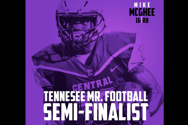 Athlete Spotlight: Michael McGhee Recently Nominated For Tennessee Mr. Football