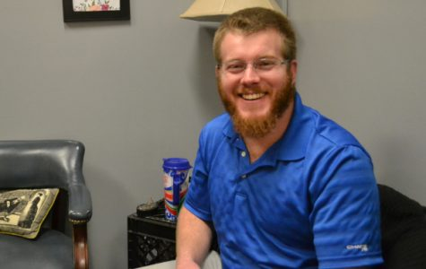 Central Welcomes New Counseling Intern Jacob Guptill