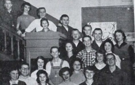 Looking Back: Mystery, Romance, and Fun Prevail in 1957 Senior Christmas Play, 'Are you Mr. Butterworth?'