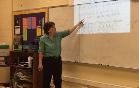 Teacher Spotlight: Mrs. Moyer Continues to Impact Students Through Math