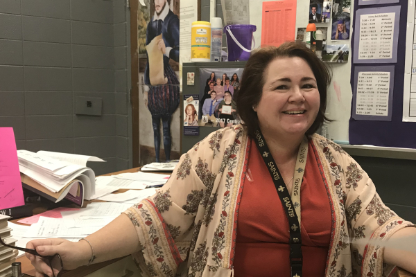 GIFTED TEACHER DANIELLE HOOPER JOINS THE PUBLIC EDUCATION FOUNDATION IN EFFORTS OF IMPROVING THE COMMUNITYS SCHOOLS -- Danielle Hooper joins PEF as a Teacher Policy Fellow.