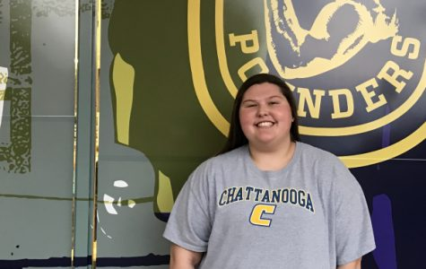 Saige Lowery Chosen to Represent Central's Staff at 2018 Graduation Ceremony