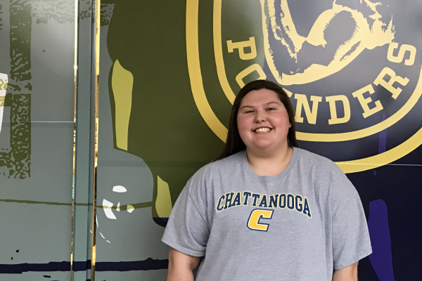 SAIGE LOWERY CHOSEN TO REPRESENT CENTRALS STAFF AT 2018 GRADUATION CEREMONY -- Saige Lowery chosen to represent Centrals teachers and administration through a speech at the 2018 graduation ceremony.