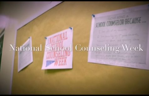National School Counseling Week Rolls Into Central High School