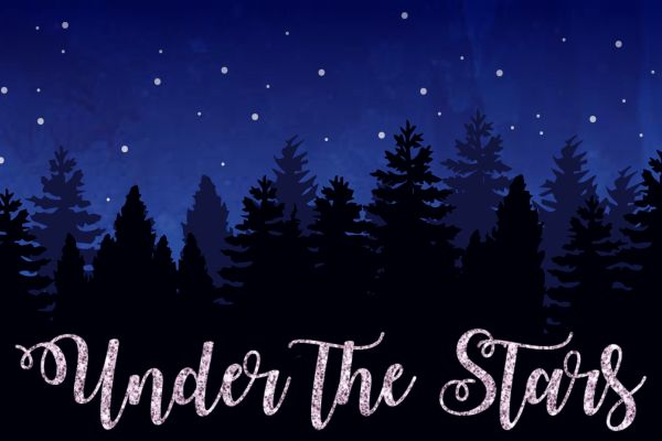UNDER THE STARS -- The theme for the 2018 junior-senior prom is entitled,