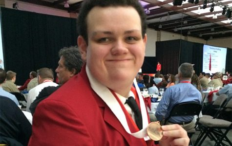 Skills USA Displays Hard Work At State Competition