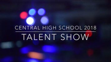 students show their talents at this years 2018 talent show at Central High school.