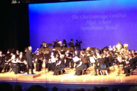 Central's Symphonic Band Attains Perfect Scores at the ETSBOA Concert Festival