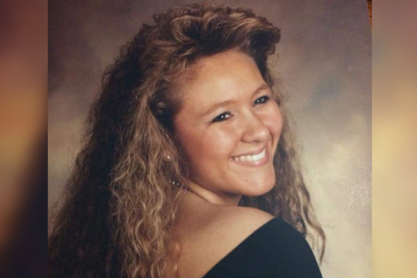 ALUMNI SPOTLIGHT: LISA WATTS LOOKS BACK ON HER YEARS AT CENTRAL -- Lisa shown in one of her senior pictures from 1988.