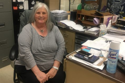 Psychology and Sociology Teacher Tina Staton Reminisces About Her Years of Teaching