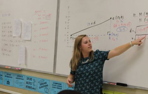 Elizabeth Rawson Joins Central High Staff as New Geometry Teacher