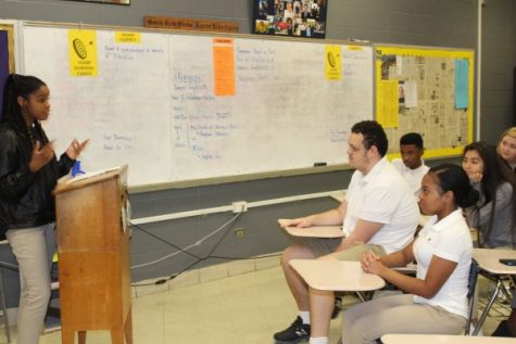 Candidates Prepare Campaigns as Students Prepare to Vote in Class Elections