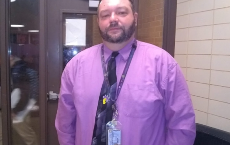 TEACHER SPOTLIGHT: NEW PHYSICS TEACHER, NATHAN DAWSON, ENCOURAGES HIS STUDENTS TO BE SUCCESSFUL -- Nathan Dawson plans to impact the lives of students by teaching them well and encouraging them to do good things in the future.