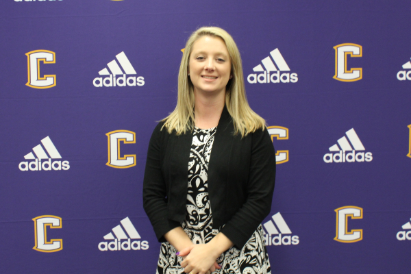 FORMER CHEMISTRY TEACHER BRIELLE FARROW IS NEW INSTRUCTIONAL COACH -- Former chemistry teacher Farrow is excited about the new school year.