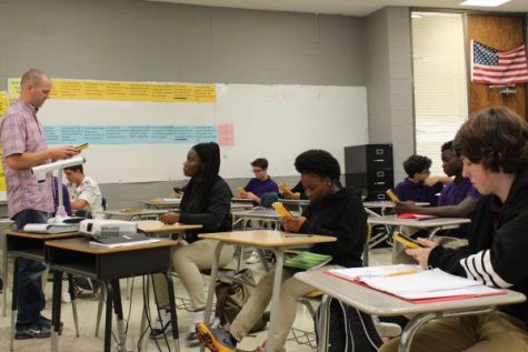 School Population Rises at Central High School