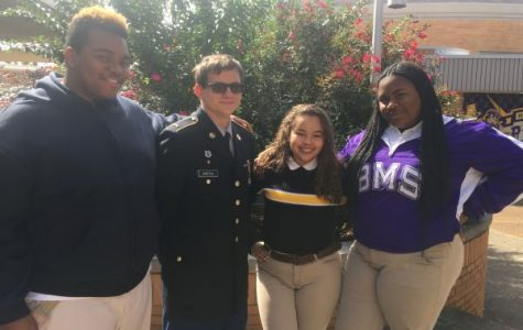 Sophomore Class Officers are Elected for the 2018-2019 School Year
