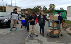 Central Students Keep the Campus Clean by Recycling