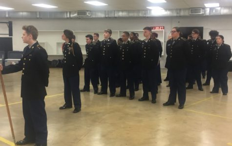 The JROTC Program Celebrates a Century at Central High