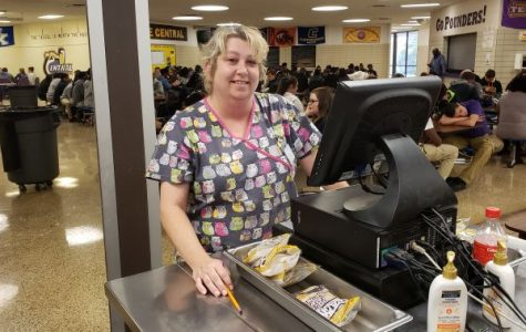 School Cafeteria Manager Jennifer McNabb Gives Lunch Food an Upgrade