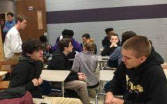 The National Honor Society's Mentorship Program Aspires to Help Freshman Adjust to High School