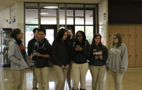 Central's Rising Graduation Rate Reflects Students' Efforts