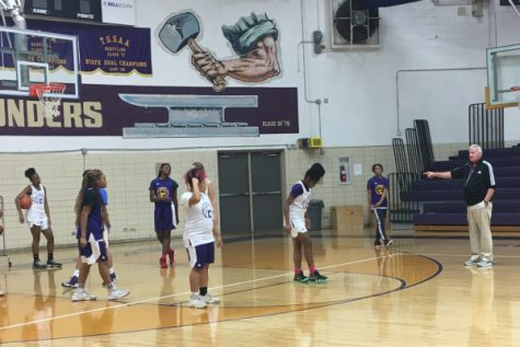 The Girls' Basketball Team Aims to Score Big During the 2018-2019 Season