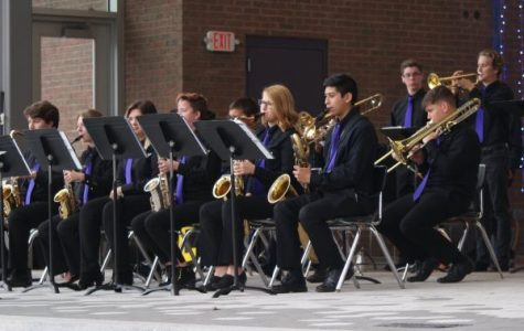 Central High School Bands Display Abundant Talent in Multiple Environments