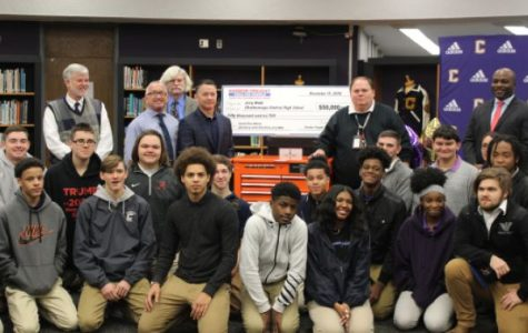Central Mechanical, Electrical, and Plumbing Systems Classes Win $50,000 Prize
