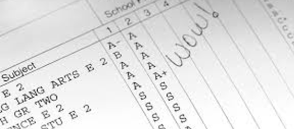 ADVANCEMENT IN TECHNOLOGY SEES DEMISE OF PAPER REPORT CARDS -- PowerSchool has become the new way of checking daily grades and missing work.