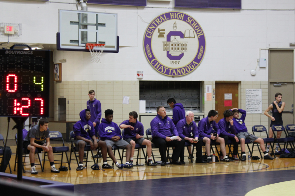 EIGHT WRESTLERS HEADING TO STATE -- Central's wrestling team is sending a large number of wrestlers to the state competition, on par with many elite teams.