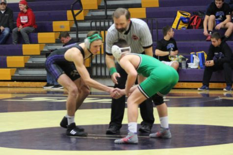Central's Wrestling Team Hopes to Send Multiple Players to Region Tournament
