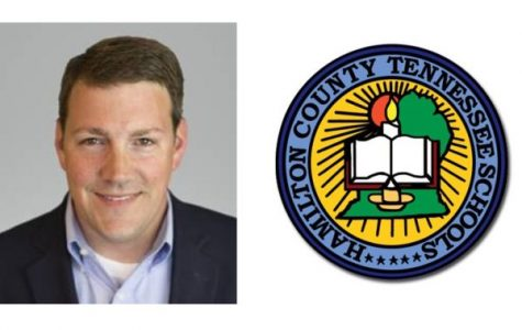 CENTRAL ALUM BRENT GOLDBERG BECOMES CBO OF HAMILTON COUNTY SCHOOLS -- Class of '95 Brent Goldberg becomes the new CBO of Hamilton County Schools, replacing Christie Jordan.