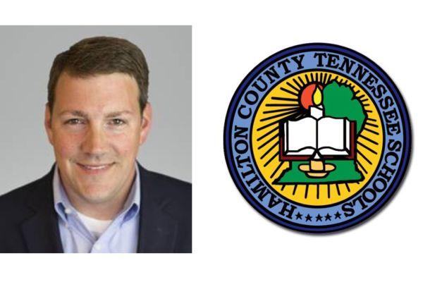CENTRAL ALUM BRENT GOLDBERG BECOMES CBO OF HAMILTON COUNTY SCHOOLS -- Class of '95 Brent Goldberg becomes the new CBO of Hamilton County Schools, replacing Christie Jordan.
